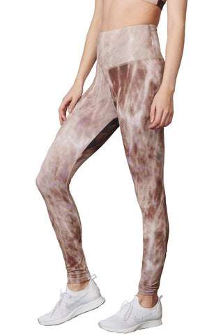 Jade Legging - Rose Gold