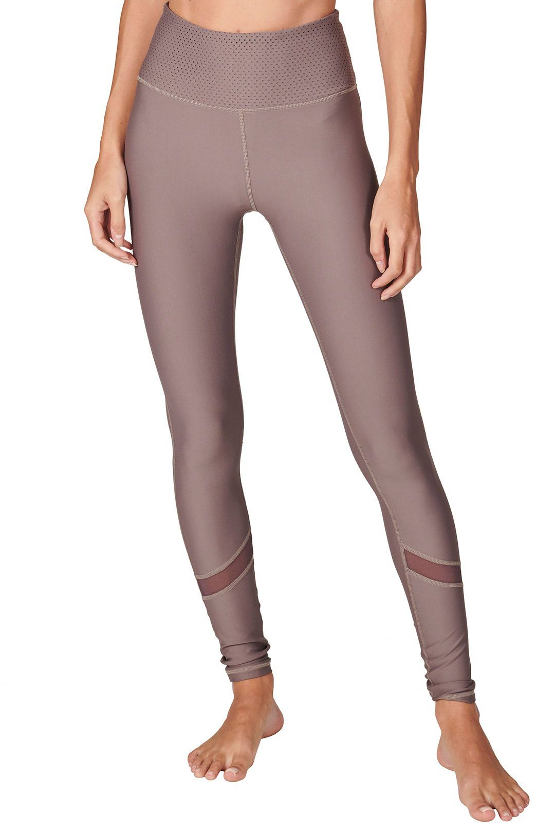 Abbey Stone Legging - Cocoa - All Fenix | INFLOWSTYLE