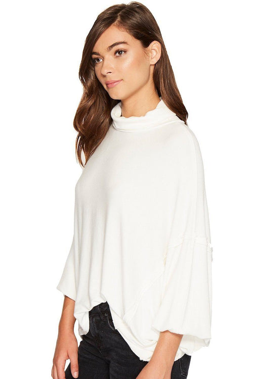 Alameda Pullover - Ivory - Free People | INFLOWSTYLE