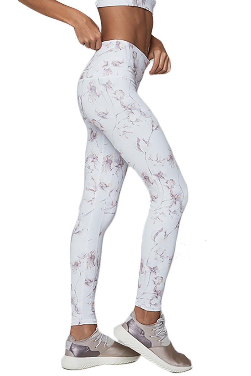 Biona Tight - Multi Floral Print - Varley | INFLOWSTYLE