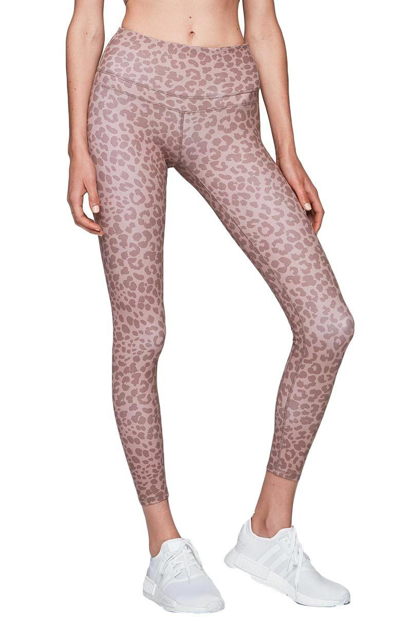 Biona Tight - Blush Leopard - Varley | INFLOWSTYLE