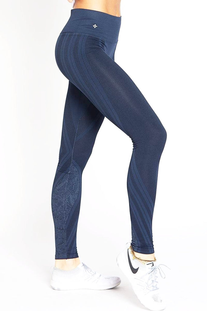 Ava Pant - Shale Blue - INFLOWSTYLE  - 1