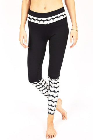 Blurred Lines Leggings