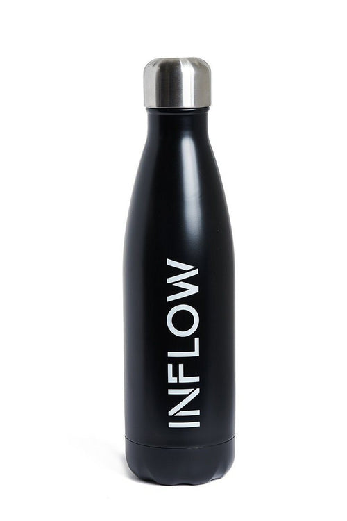 Matte Black Water Bottle