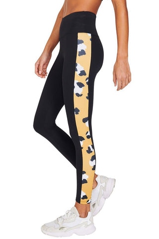 Lux Pocket Legging - Marble Hacci