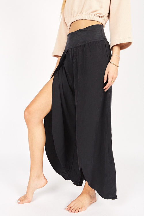 Chica Lyrical Flow Pant - Free People | INFLOWSTYLE
