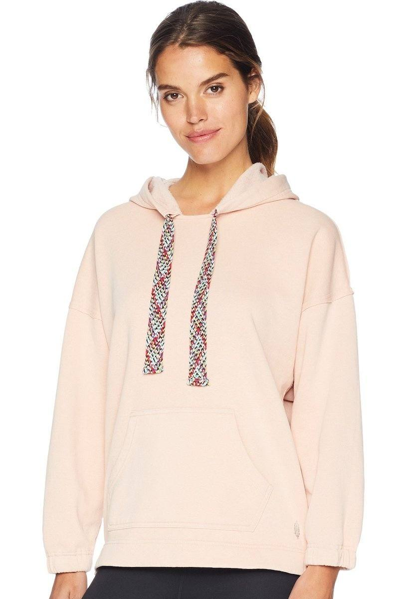 Chill Out Pullover - Mauve - Free People | INFLOWSTYLE