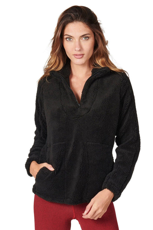 Farrah Pullover - Black - Strut-This | INFLOWSTYLE