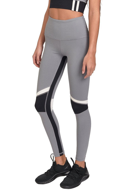 Vimmia New Action Capri Legging Heather Charcoal Small Women's Clothing Activewear