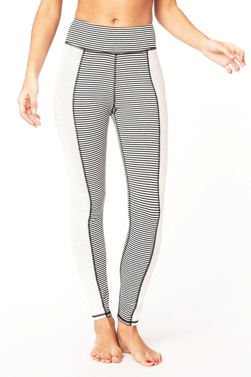 Harbor Legging - Electric & Rose | INFLOWSTYLE