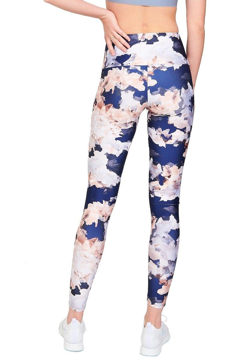 High Rise Legging - Nomad Blossom - Onzie | INFLOWSTYLE