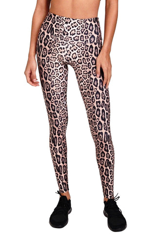 Twist Top - Leopard