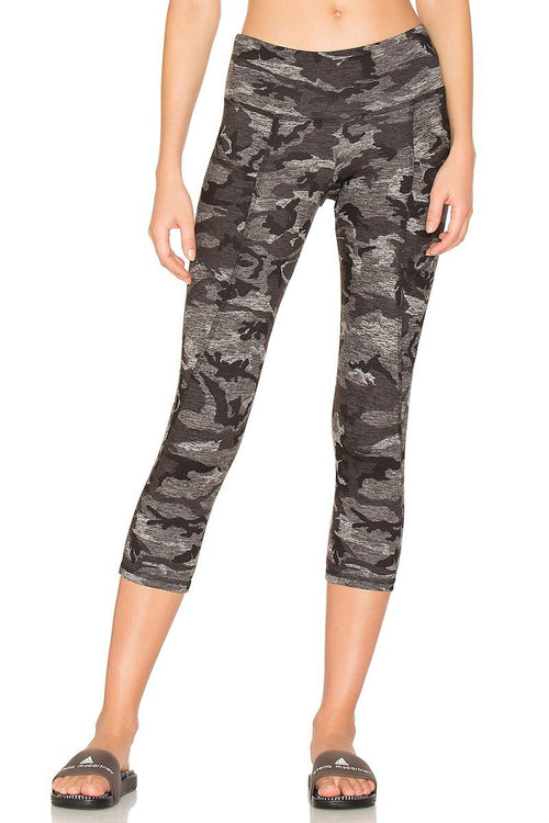 The Hudson Crop - Tonal Camo - Strut-This | INFLOWSTYLE