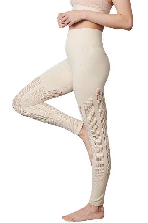 Noble Legging - Whisper Pink