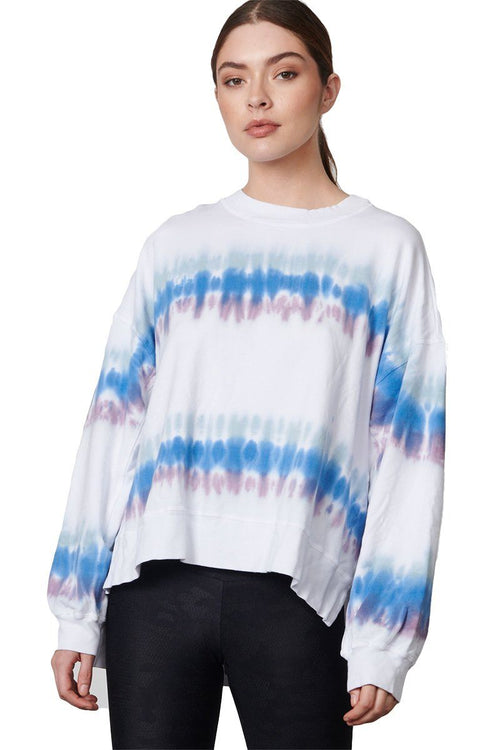 Neil Sweatshirt - Mirage Wash Azure