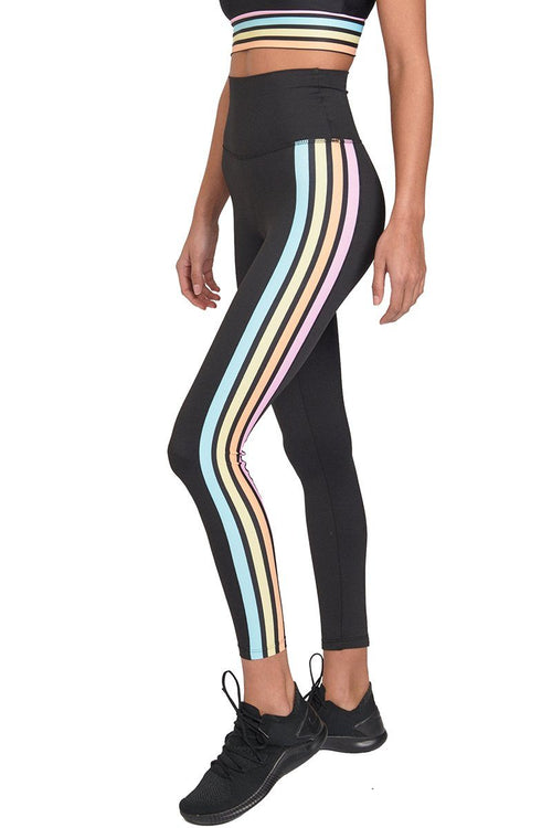 Jade Legging - Rainbow