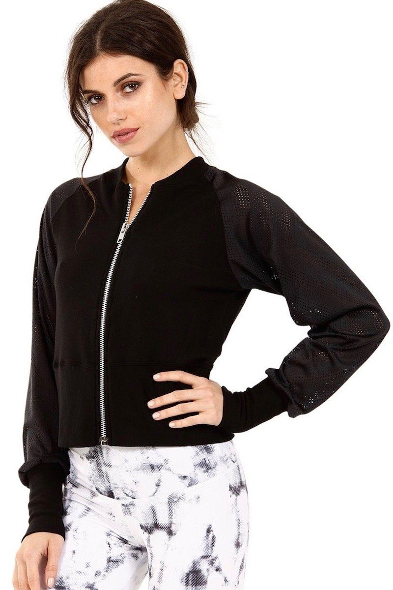 The Jagger Zip Up - Strut-This | INFLOWSTYLE