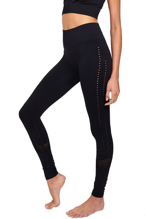 Justin Tight - Black - Varley | INFLOWSTYLE