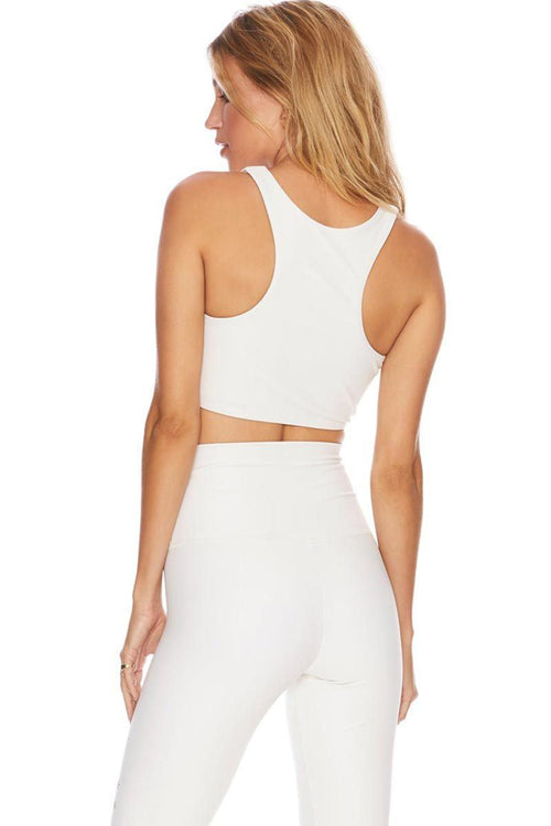 Kendal Top - Ivory - Beach Riot | INFLOWSTYLE