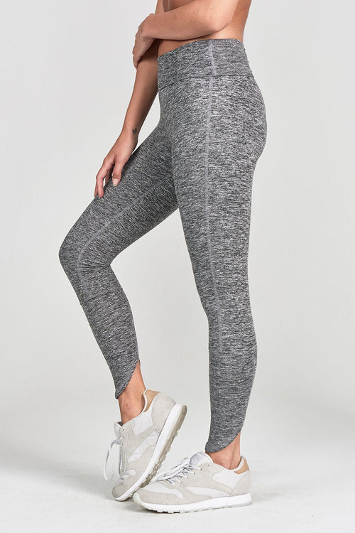 Lift Legging - Marled Grey - Joah Brown | INFLOWSTYLE