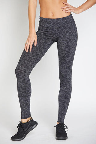 Long Legging - Heather Grey