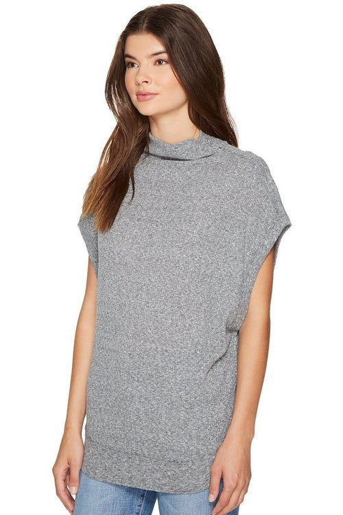 Madeline Top - Grey - Free People | INFLOWSTYLE