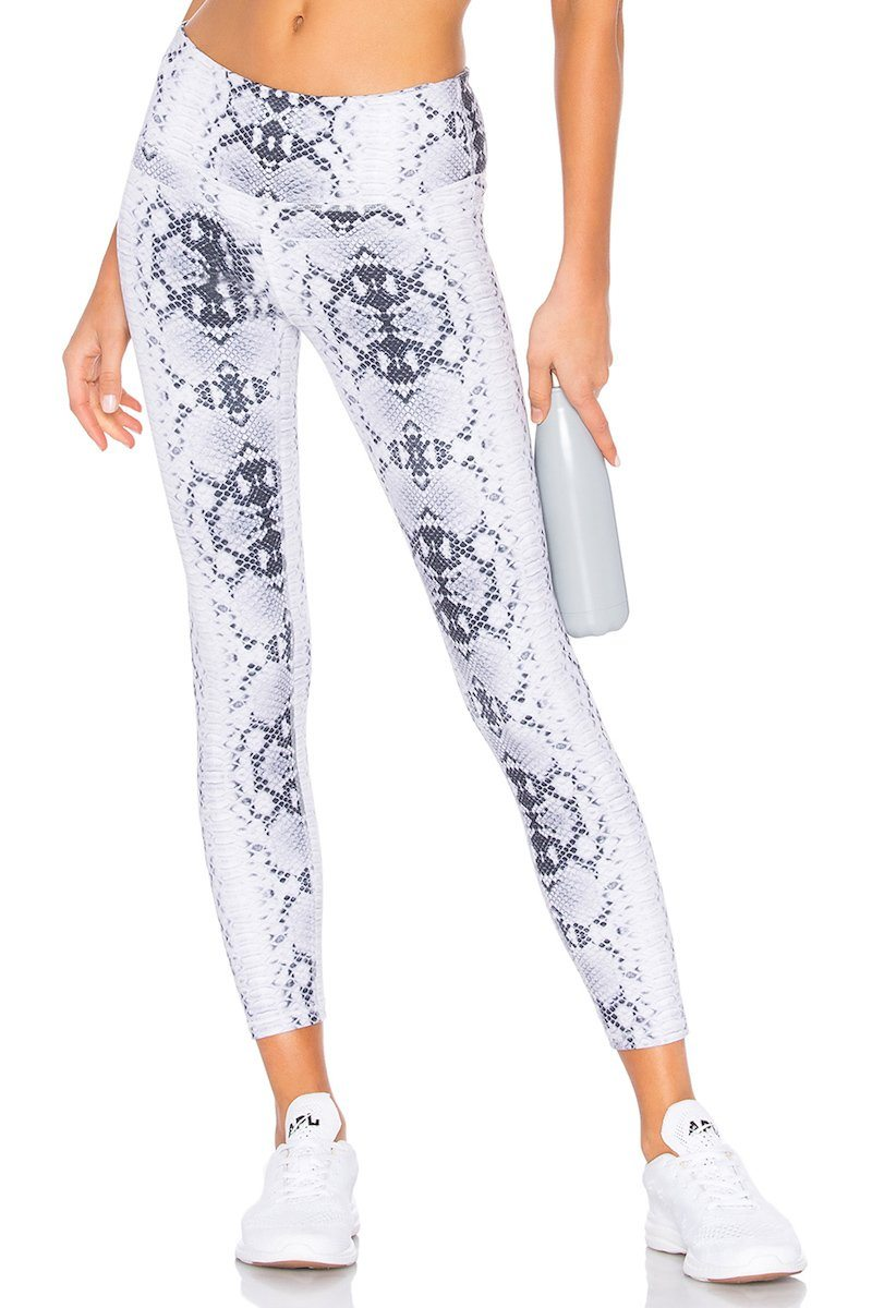Biona Tight - Monochrome Snake - Varley | INFLOWSTYLE
