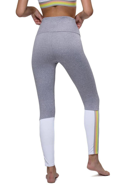 Olympian Legging - Stone Combo - Onzie | INFLOWSTYLE