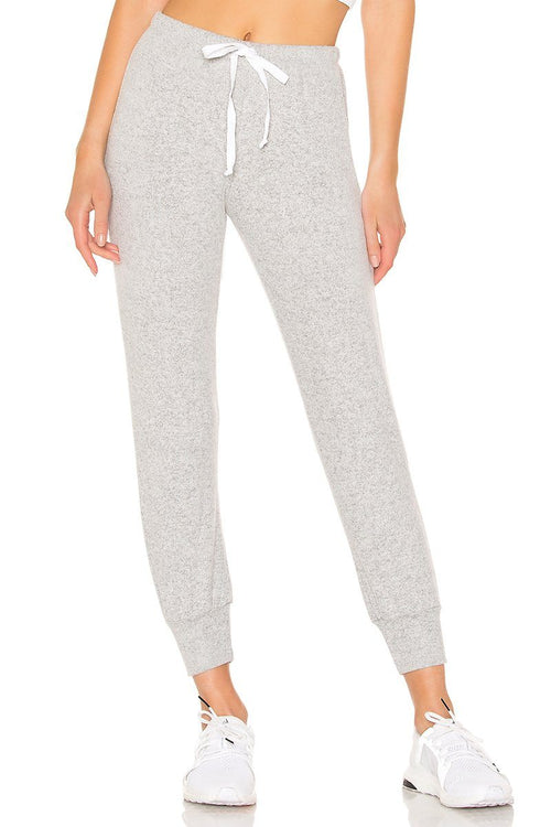 Weekend Jogger - Heather Grey