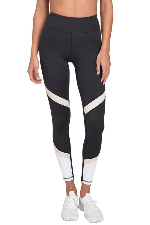 Peyton Black - 7/8 Length Legging