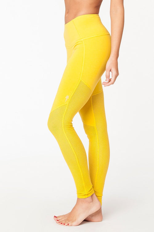 Pier Legging - Solstice - Electric & Rose | INFLOWSTYLE