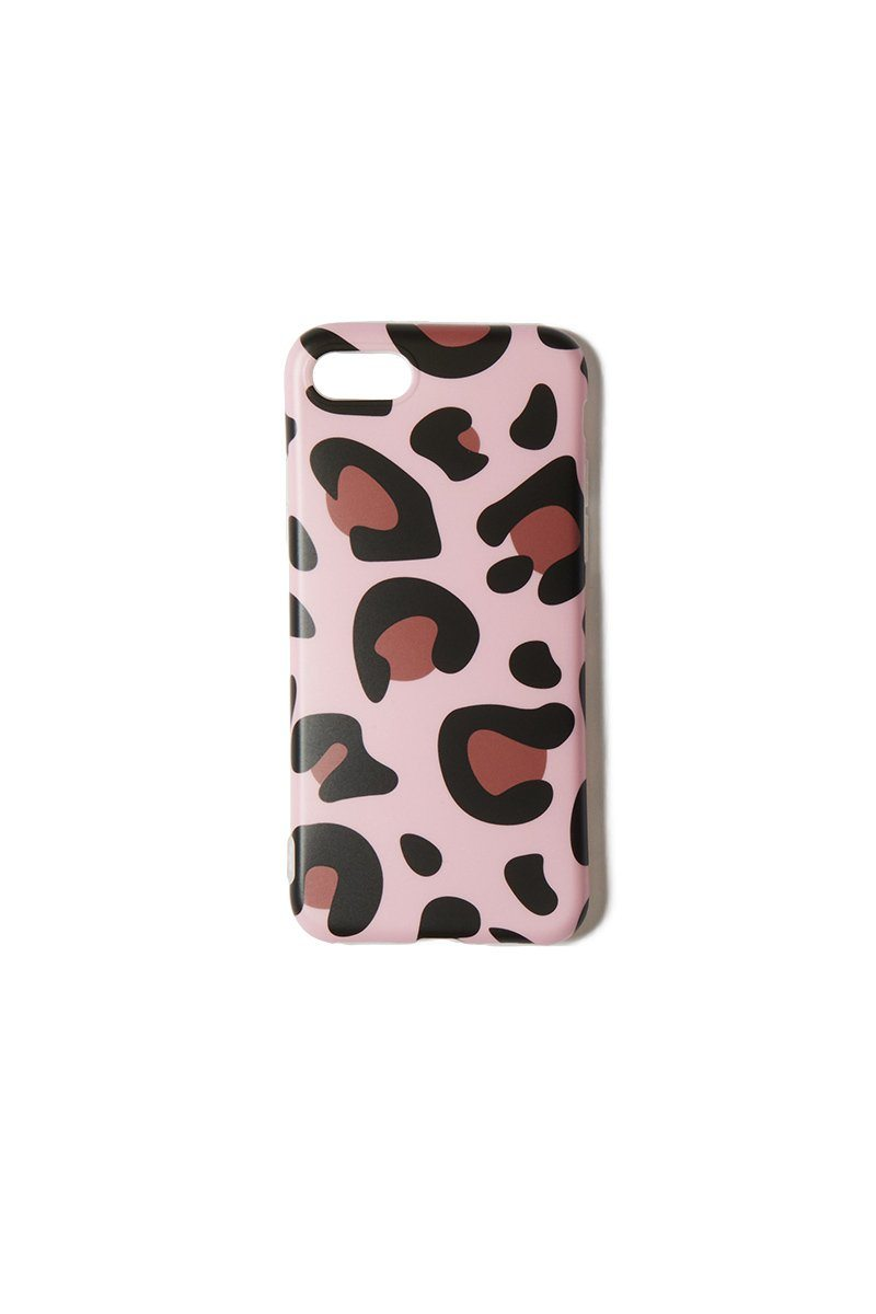 Pink Leopard iPhone 6/7/8 Case