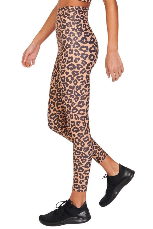 Piper Legging - Leopard