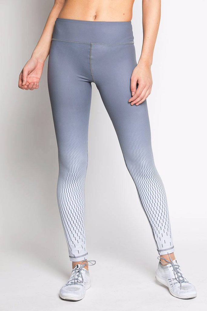 Rockell 7/8 Tight - Grey Pixel - INFLOWSTYLE  - 2