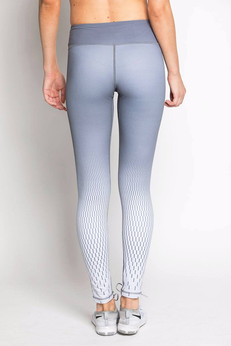 Rockell 7/8 Tight - Grey Pixel - INFLOWSTYLE  - 3