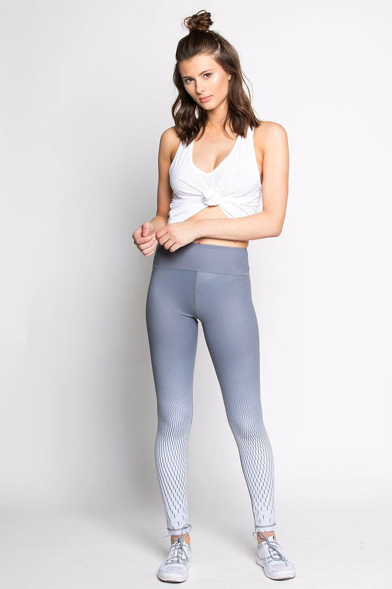 Rockell 7/8 Tight - Grey Pixel - INFLOWSTYLE  - 4