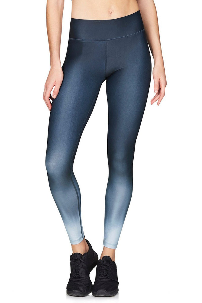 Rockell Compression Tight - Twilight Ombré - INFLOWSTYLE  - 1