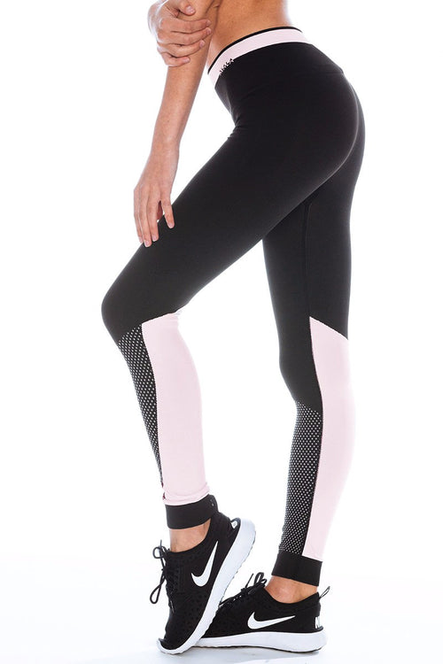 Ace Seamless Tight - Rosé - Alala | INFLOWSTYLE
