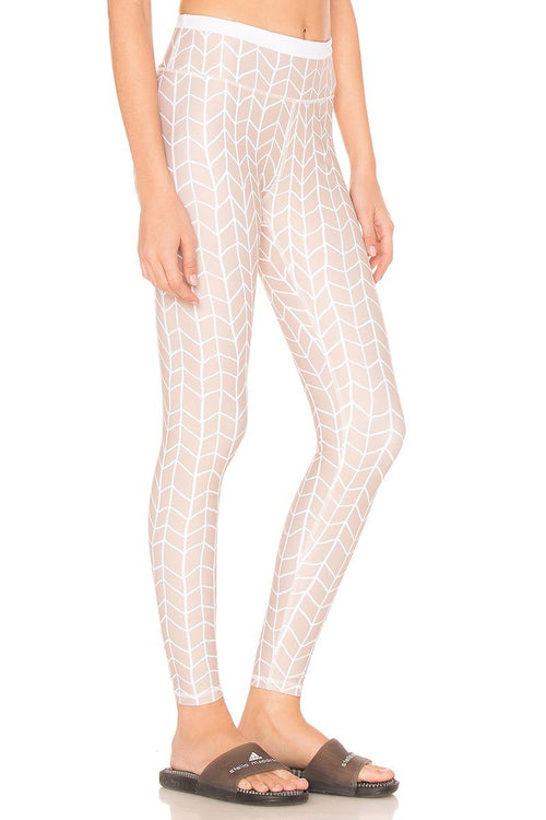 Sandstorm Full Length Legging - All Fenix | INFLOWSTYLE