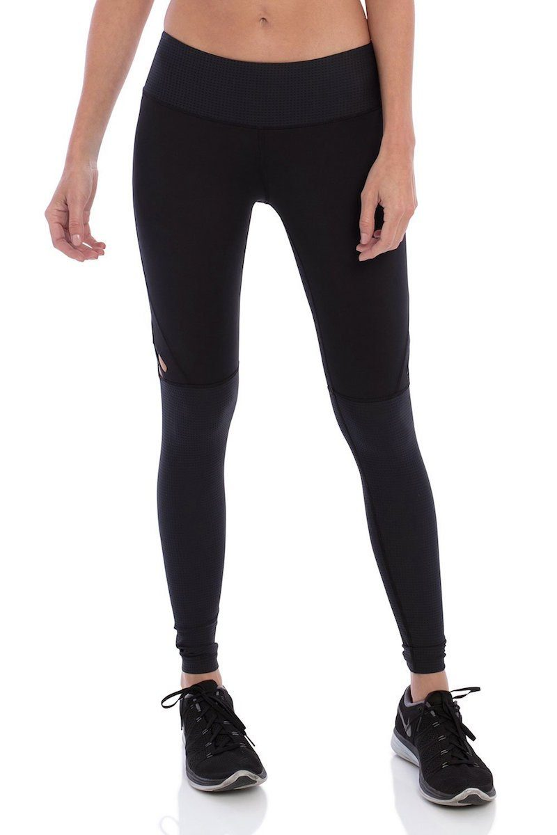 Star Cutout Legging - Track & Bliss | INFLOWSTYLE