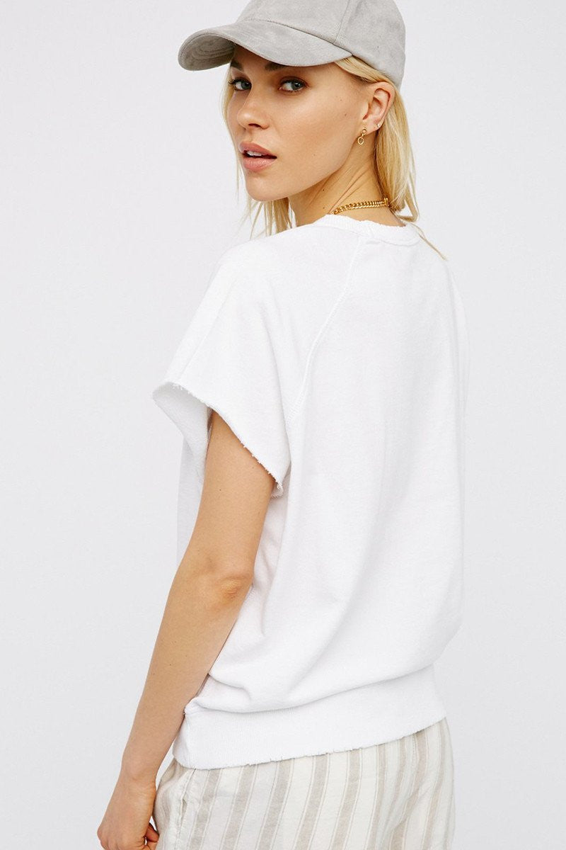 That Tee Pullover - Free People | INFLOWSTYLE