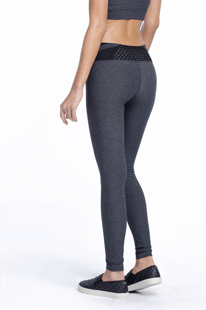 City Mesh Leggings - INFLOWSTYLE  - 2