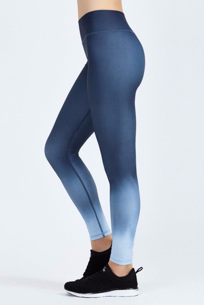 Rockell Compression Tight - Twilight Ombré - INFLOWSTYLE  - 3