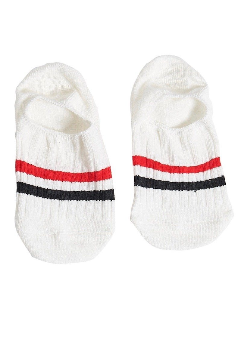 Varsity Invisible 3-Pack Socks