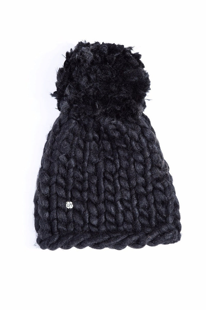 Alpine Hat - Black - INFLOWSTYLE  - 1