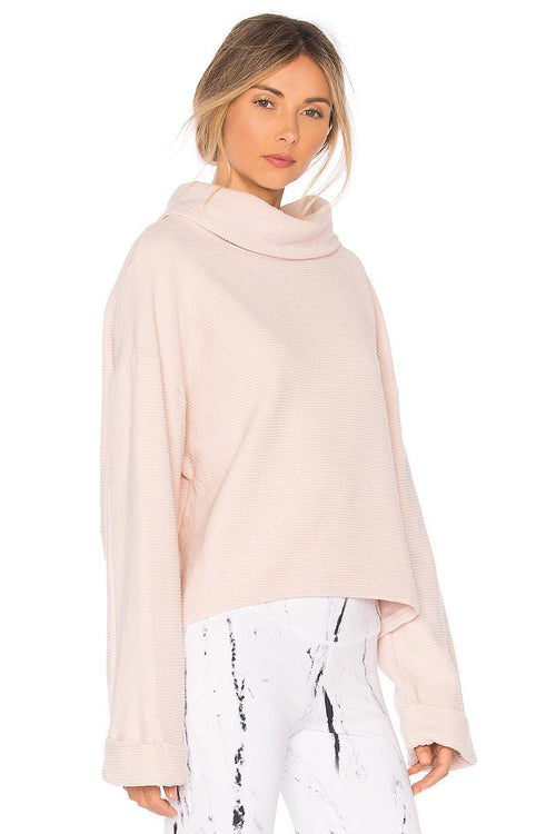 Whittier Sweat - Rose - Varley | INFLOWSTYLE