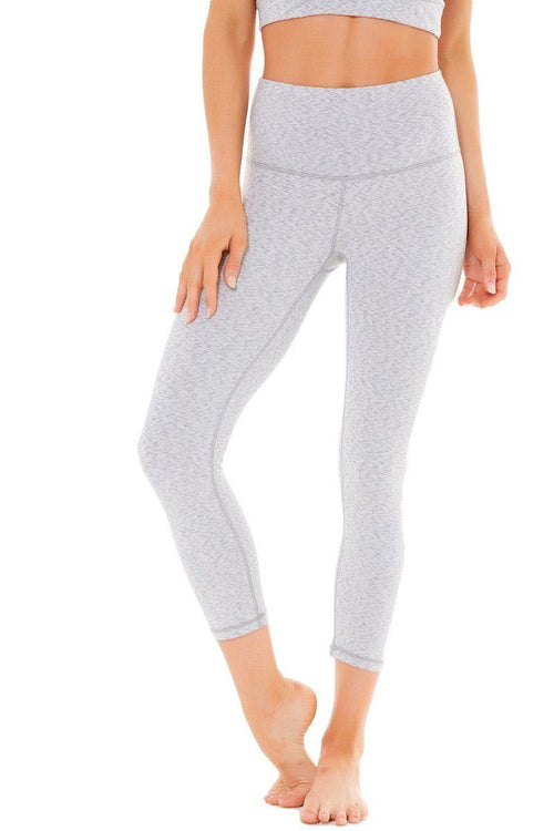 Yogi High Rise - 7/8 Tight - Glacier Grey - Nimble | INFLOWSTYLE