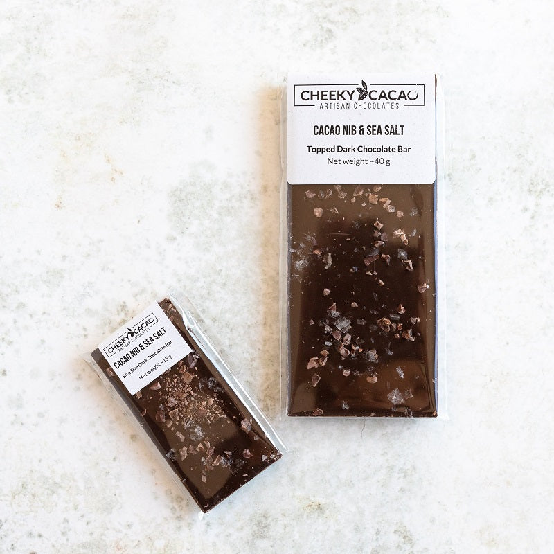 Cacao Nib & Sea Salt
