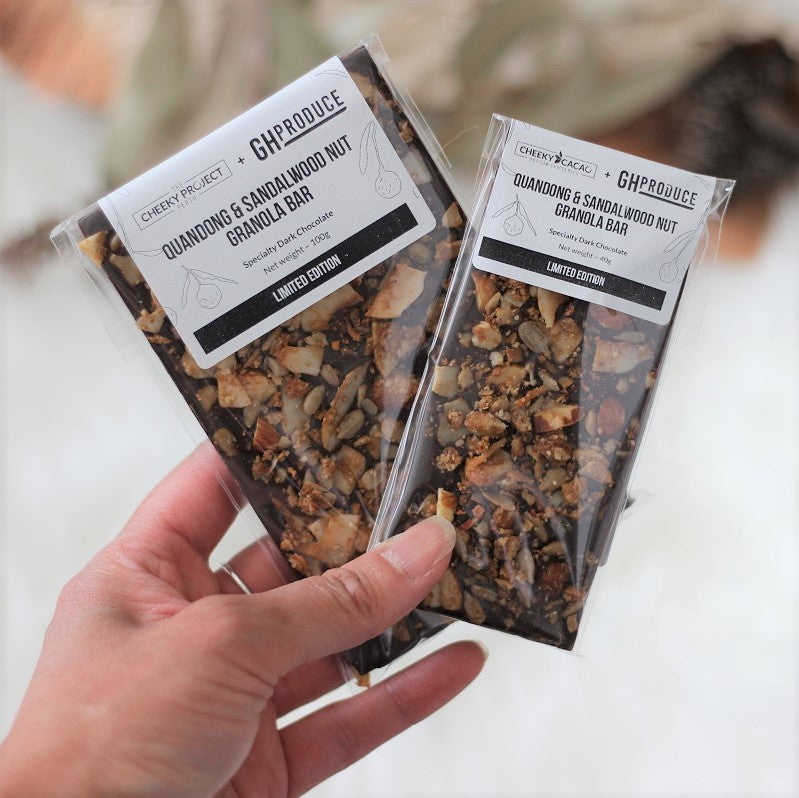 Limited Edition - Quandong & Sandalwood Nut Granola