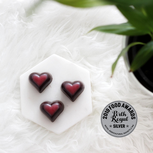 Special Edition - Raspberry Ganache Hearts